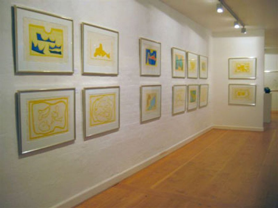 Hockney og Mortensen