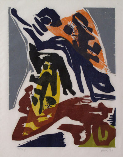 asger-jorn-blaue-seele-traesnit-1970-galleri-profilen