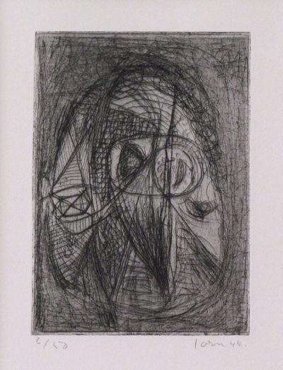 asger-jorn-radering-jeu-masque-1943-vd51-galleri-profilen-6_50-110